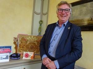 Burgemeester Geert van Rumund een bevlogen burgemeester van Wageningen Zin in Werk